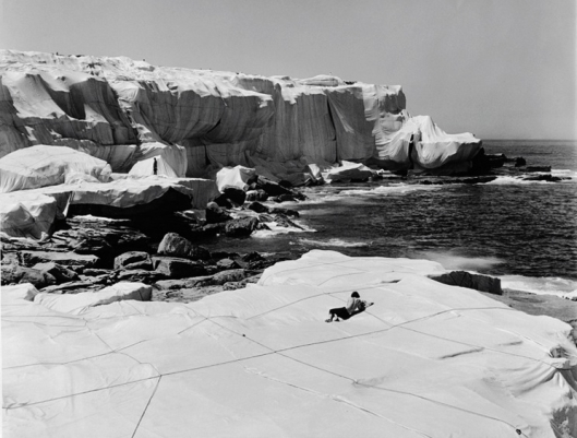 Wrapped Coast – One Million Square Feet, Little Bay, Sydney, Australia, 1968–69